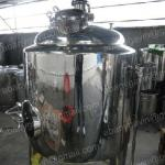 100Gallons-800Gallons Stainless steel steam jacket mash tun/mash tank/mashing tank for distillery