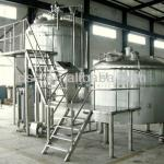 20-50bbl brewhouse