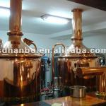 500L-10ton per day Capacity Beer Brewing Machinery