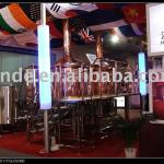500l professional beer brewing equipment(CE+TUV)