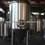 Jacketed fermenter