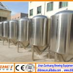 500l stainless steel conical fermenter