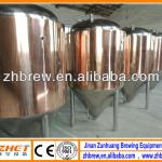 1000L red copper fermentation tank
