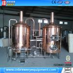 7bbl copper brewery equipment 800l copper brewery equipment hotel copper brewery equipment