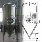260 Gallon Beer conical fermentation tank