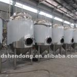7BBL brewery fermentation tanks, Stainless steel tanks, sidemanhole tanks