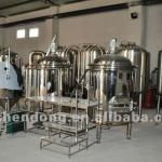 micro brewing equipment 500L