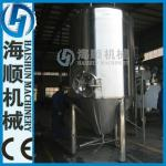 stainless steel conical fermenter with CE