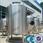 Stainless steel Brew House with Hot Liquor Tank (CE certificate)