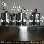 100L hotel micro beer brewing equipment