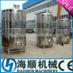 Wine making equipment and Refrigeration jacket (CE)