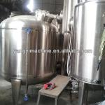 Stainless steel home brewery equipment Stainless Steel Storage Tank(CE certificate)
