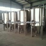1000l stainless steel or red copper calding brewery equipments