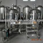 200L mini beer factory,brewing equipment