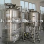 Buda 500L stainless steel red wine fermenter