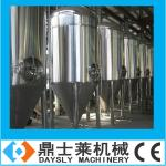 Jacket Conical Fermenter Tank