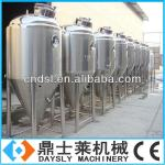 SS Beer Brewery conical fermenter-
