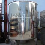 stainless steel heating mixing tank for tea