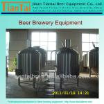2000L Beer Brewery Set Fermenter Micro Brewery, Brew House, Medium Beer Plant