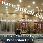 red copper beer equipment, hotel beer equipment, mini brewery
