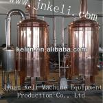 red copper beer equipment, craft beer equipment, home brewing