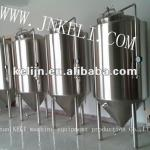 500L stainless steel or red copper hotel beer equipment