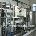 Pure water treatment system-