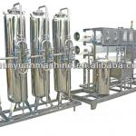 3000L per Hour Ultrafiltration Water Treatment System-