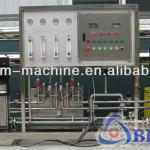 Water treatment for pure water filtering machine-