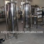 Pure drinking water treatment plant/RO filter-
