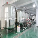 Pure/Mineral Water Treatment-