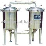 Double Filter For Juice Drink-