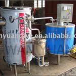 electric heating UHT instant psterilizer / milk UHT pasteurizer