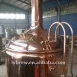 Bar beer brewing equipment-