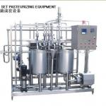 milk plate heat exchanger pasteurizer-