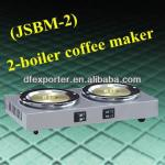 (JSBM-2),2-boiler coffee maker,Dong Fang Machine-