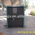 The beer equipment-heat exchanger-