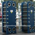 10M plate heat exchanger-