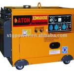 ATON 4.5/5.0KW 50-190A Electric start Air-Cooled 4-Stroke Diesel Welding Generator-