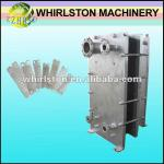 whirlston tstainless steel plate type heat exchanger-