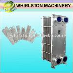 whirlston tstainless steel plate heat exchanger-