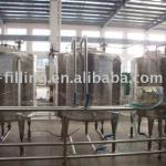 Automatic 3tanks CIP cleaning system-