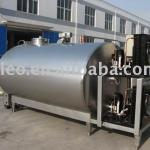 Stainless steel 304 milk cooling insulation storage tank hot sell.-