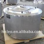 Openable Milk cooling tank-