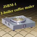 1-boiler coffee maler with stainless steel body, (JSBM-1)-