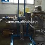 Guangzhou CX high speed shear homogenizer for making cream for small business-