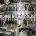 carbonated juice filling machine-