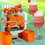 CE approve big capacity orange juice machine-