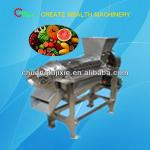 Automatic Fruit crushing and pulping Machine-