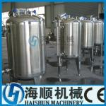 Stainless Steel Vertical storage tank CE Certificated-
